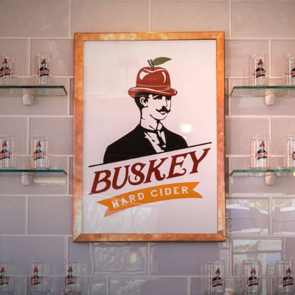 Buskey Cider Hero