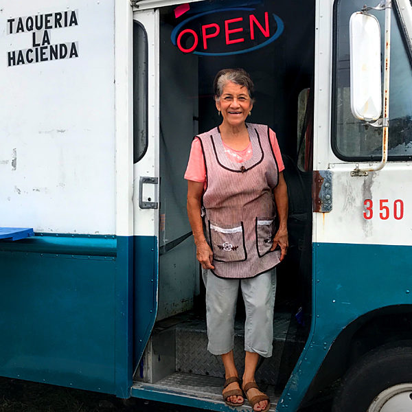 Taqueria La Hacienda Hero